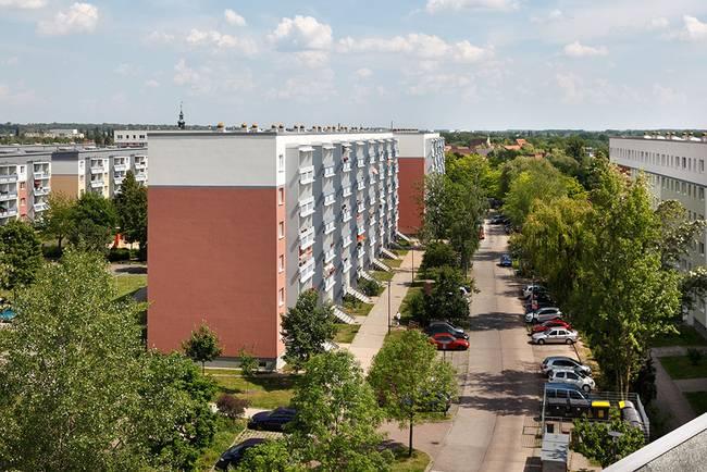 Wohnpark Elsteraue: 2-Raum-Wohnung Am Hohen Ufer 4