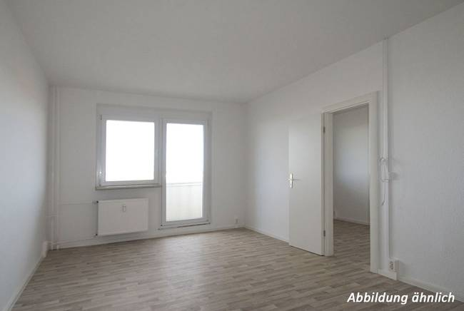 Wohnzimmer: 3-Raum-Wohnung Heidekrautweg 5