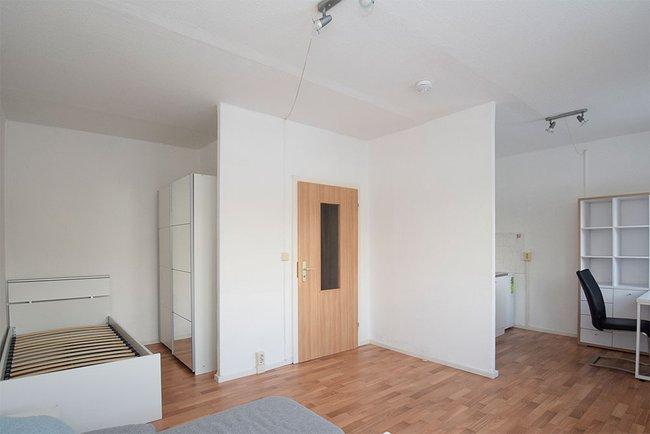 Ansicht: 1-Raum-Wohnung Weißenfelser Straße 23