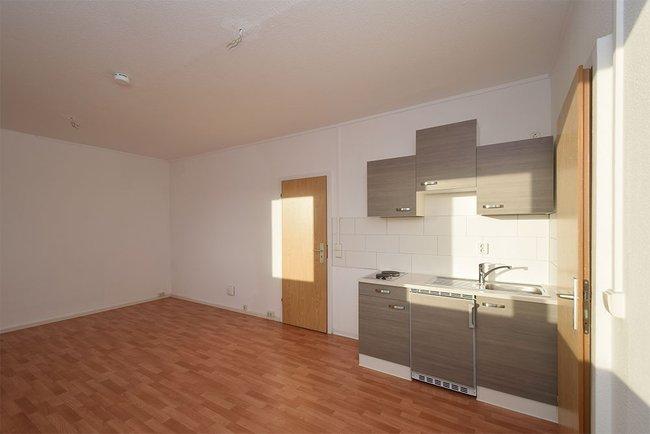 : 2-Raum-Wohnung Voßstraße 7
