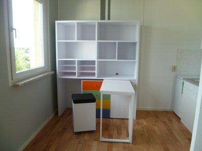 1-Raum-Wohnung Weißenfelser Straße 49
