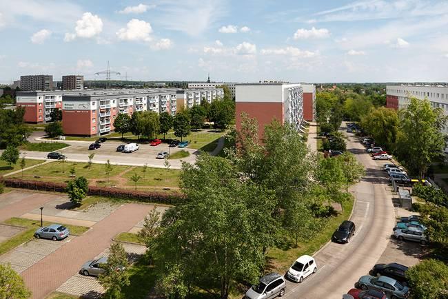 Wohnpark: 2-Raum-Wohnung Am Hohen Ufer 10