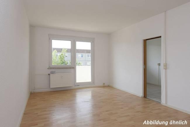 Wohnzimmer: 2-Raum-Wohnung Lindenweg 2