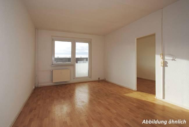 Wohnzimmer: 1-Raum-Wohnung Lindenweg 12