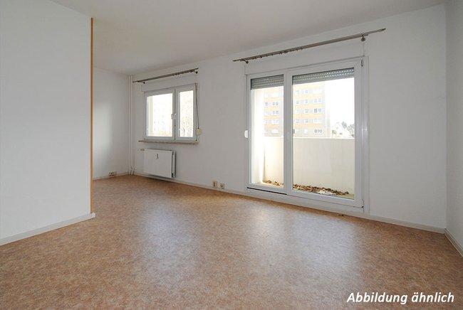 Wohnbereich: 1-Raum-Wohnung Weißenfelser Straße 49