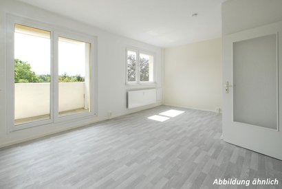 4-Raum-Wohnung Voßstraße 7