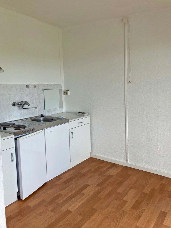 Küche: 1-Raum-Wohnung Weißenfelser Straße 23