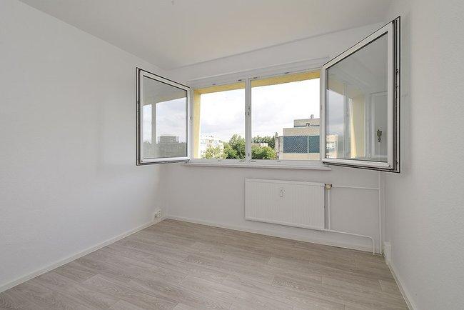 Schlafzimmer: 3-Raum-Wohnung Guldenstraße 1
