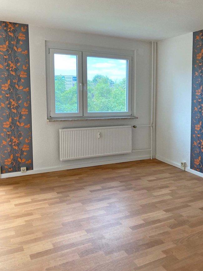 Wohnbereich: 1-Raum-Wohnung Weißenfelser Straße 23