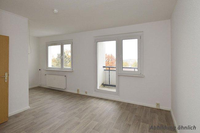 Wohnbereich: 1-Raum-Wohnung Karpfenweg 18