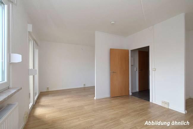Wohnzimmer: 1-Raum-Wohnung Weißenfelser Straße 23