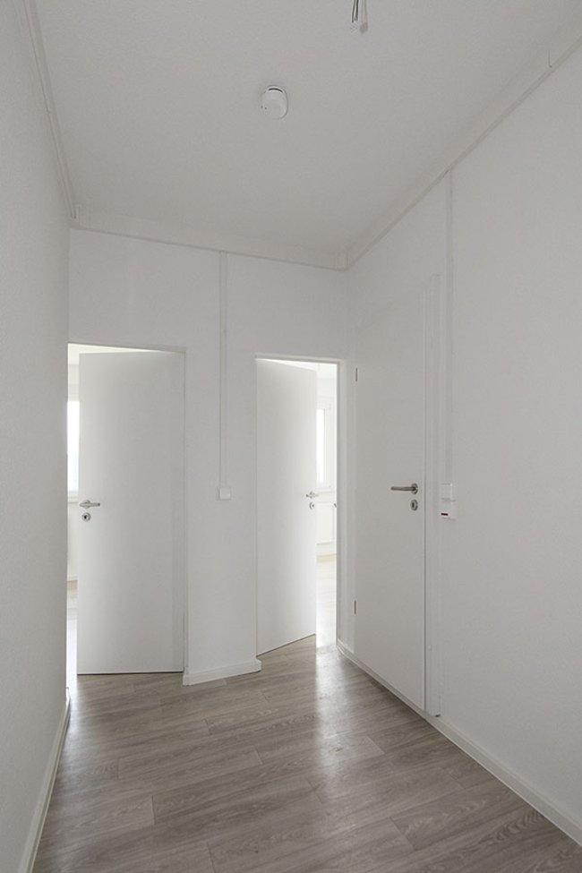 Flur: 3-Raum-Wohnung Guldenstraße 1